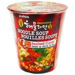 Paldo Ramen-soup with Seafood 65g