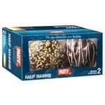 Набор маффинов Party Box шоколадно-банановый и сгущенное молоко 160г