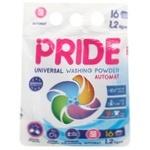 Порошок стиральный Pride Горная свежесть автомат универсальный 1,2кг