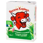 Vesela Korivka Processed Cheese with Herbs and Garlic 50% 70g