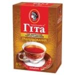Чай черный Принцесса Гита байховый гранулированный 85г