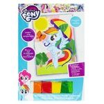 My Little Pony Painting with Colored Sand Fun Walk Set for Creativity