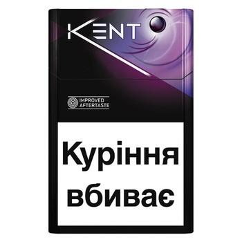 Сигареты Kent feel - купить, цены на Ашан - фото 2