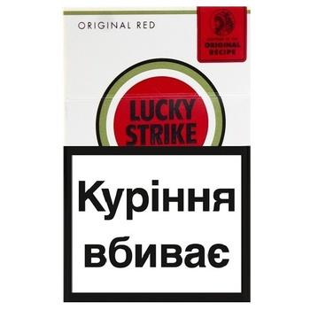 Сигареты lucky strike red купить одноразовые сигареты купить в минске