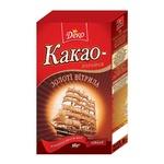 Какао порошок Добрик золотые паруса темный 80г