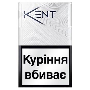 Сигареты Kent White
