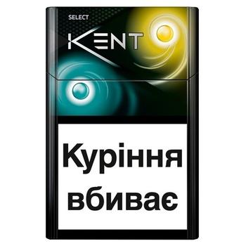 Цигарки Kent Select