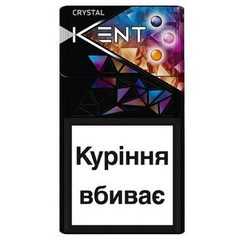 Сигареты Kent Crystal Mix - купить, цены на Ашан - фото 1