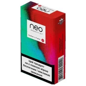 GLO Neo Demi Redberry Pastel Tobacco Sticks