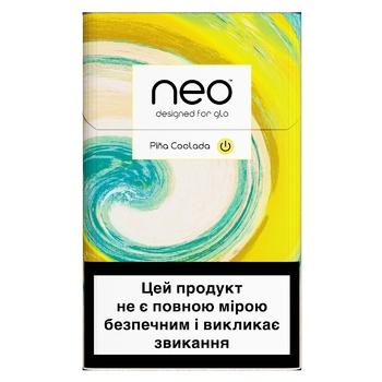 Табакосодержащее изделие NEO Demi Pina Coolada  для нагревания 20 стиков - купить, цены на СитиМаркет - фото 1