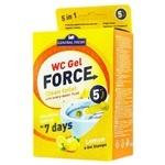 General Fresh Lemon Gel-disks for Cleaning of Toilet Bowl 36ml