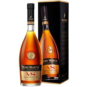 Коньяк Remy Martin V.S. Superieur 40% 0,5л в коробке