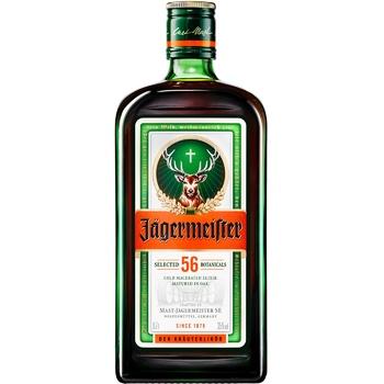 Liqueur Jagermeister 35% 0,7l