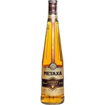 Бренді Metaxa Honey 30% 0,7л