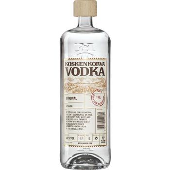 Водка Koskenkorva Original 40% 1л