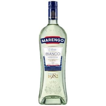 Вермут Marengo Bianco Classic белый сладкий десертный 16% 1л