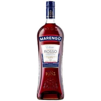 Вермут Marengo Rosso десертный розовый сладкий 16% 1л