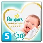 Подгузники Pampers Premium Care размер 5 Junior 11-16кг 30шт