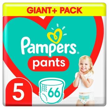 Подгузники Pampers Pants Junior 12-17кг 66шт