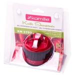 Точилка для ножів Kamille 5702 з присоскою