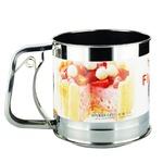 Чашка-сито для просеивания муки 12,5*12см
