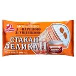 Мороженое Ласунка Великан с вареным сгущенным молоком 100г