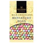 Фігурки шоколадні Волкерс 140г міні Яйця