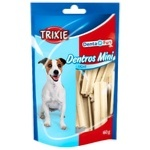 Delicacy Trixie for teeth 60g Germany