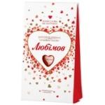 Шоколад Любимов Gapchinska молочный 100г
