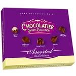 Цукерки Chocolatier Sweets Collection Dark Selection шоколадні асорті 250г