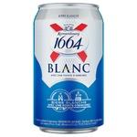 Пиво Kronenbourg 1664 Blanc світле нефільтроване 4,8% 0,33л