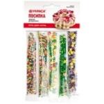 Набор посыпок Украса сахарных декоративных 5шт