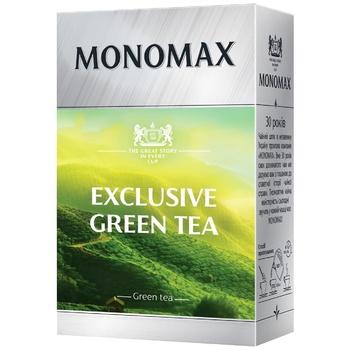 Чай зеленый Мономах Exclusive Gun Powder китайский 90г