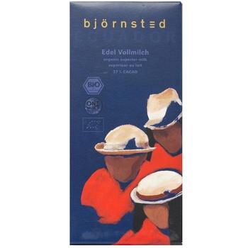 Шоколад Björnsted органический молочный 100г