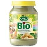 Пюре Ovko Bio брокколи картофель 190г