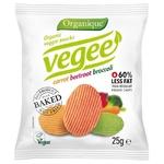 Снеки картофельные Mclloyd's Vegee органические без глютена 25г