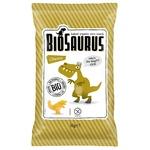 Снеки кукурузные Biosaurus с сыром органические 50г