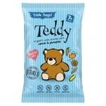 Снеки Mclloyd's Teddy кукурузные органические 30г