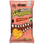 Biosaurus corn organic snack with paprika 25g