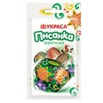 Термоэтикетка Украса Писанка Украинский для яиц №4