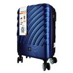 Airport Rainbow Blue Suitcase 20*35*55cm 28l