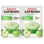 Краситель Украса пищевой светло-зеленый 5г