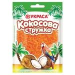Стружка кокосова Украса в асортименті 25г
