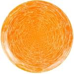 Тарілка обідня Luminarc Brush Mania Orange 26.5см