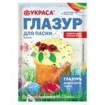 Глазур Украса для паски кольорова 75г