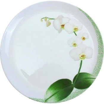 Тарелка обеденная Luminarc White Orchid 27см
