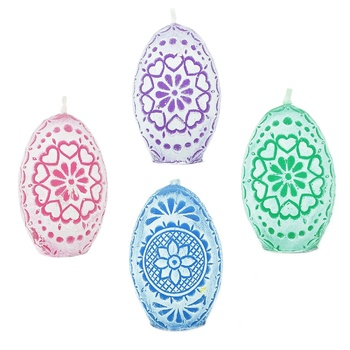 Candle in the Shape of Easter Figurines 7,5cm - buy, prices for Auchan - photo 1