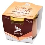 Pate rabbit Lapinn Cream liver canned 95g glass jar Ukraine