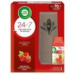 Air Wick Automatic Air Freshener Starter Kit Wild Berries