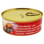 Brasla LVA Grounded Canned Stewed Pork 240g